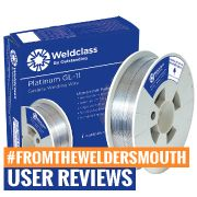 User Reviews: Platinum GL-11 Gasless Wire