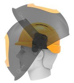 Jackson Hard Hat System for welding helmets
