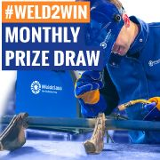 The Weldclass Monthly Prize Draw