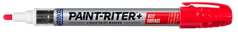 MARKER PAINT-RITER+ (PRO-LINE HP) RED