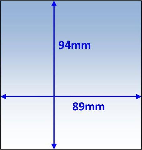 LENS INNER 94x89MM SUIT LINCOLN PK5 WELDCLASS