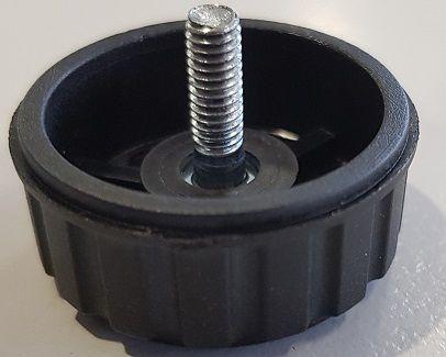 DRIVE ROLLER RETAINING KNOB/CAP SUIT 180MST, 200MST WELDCLASS