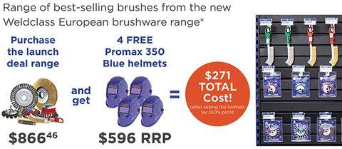 Package Deal - Brushware Range