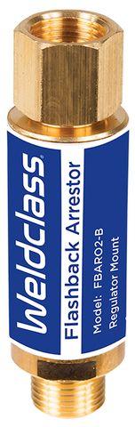 FLASHBACK ARRESTOR FOR REGULATOR OXYGEN WELDCLASS