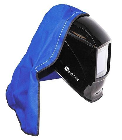 Hood for Welding Helmets - PROMAX Blue FR
