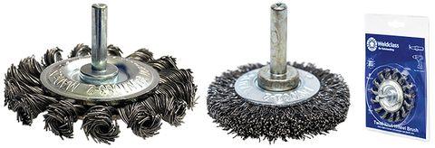 Spindle Mount Wheel Brushes