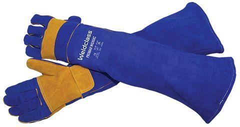 Welding Gloves - PROMAX BLUE XC