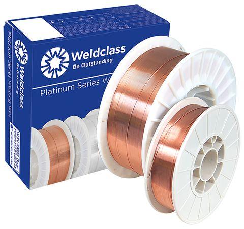 Wire - MIG Steel PLATINUM XT6  (ER70S-6)
