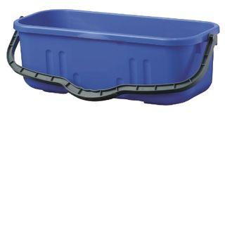 Window rectangle bucket Blue 18L 45cm