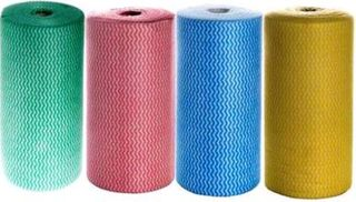 Chux roll VALUE  45mtr Blue