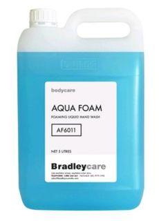 5L  Bradley Aqua Foam Soap AF6011  RECHARGE
