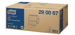 Tork 290067 Tork Matic Soft Hand Towel Roll 2 Ply