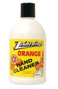 500mL Lightning Pumice Orange soap