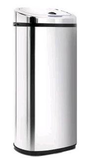Automatic Sensor Bin 50L Stainless Steel
