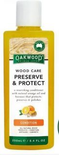 OAKWOOD Wood Care Preserve & Protect 250ml