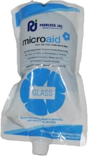 Microaid Glass Cleaner 1L Pouch