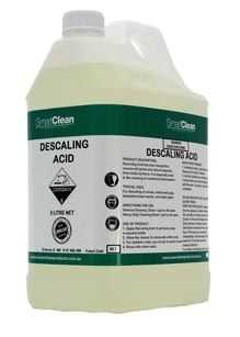 5L     Descaling Acid- Dishwashers & Urine