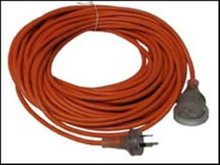 Extension Lead 20m 10 Amp with light