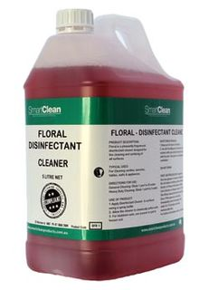 5L     Floral Disinfectant Cleaner
