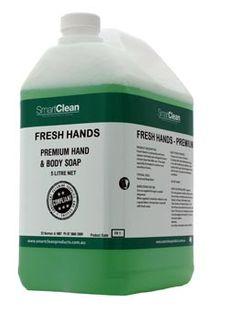 5L Fresh Hands - Premium hand & body wash