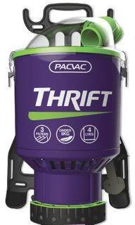 PacVac THRIFT Back Pack