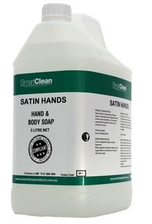 5L   Satin Hands -Fresh mint hand & body