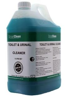 5L    Toilet & Urinal Cleaner