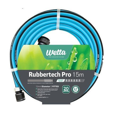 Rubbertech Pro Hose 12mm
