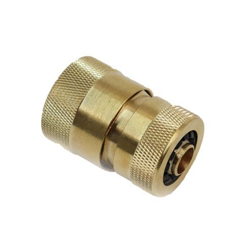Brass 12mm Hose Connector