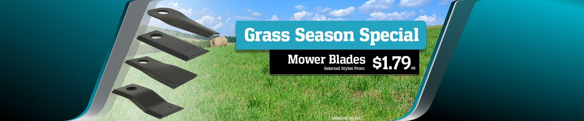 Mower Blade Special