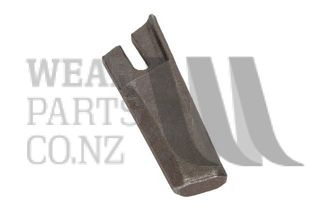 Power Harrow Blade RH Weld-on Tip