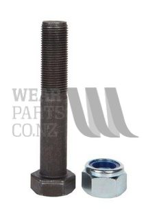 Bolt & Nyloc Nut to suit Berends