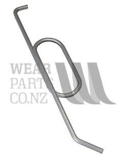 Metering Wheel Clutch Hook to suit Duncan