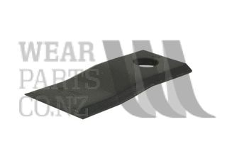 Mower Blade to fit Maxam # Blue