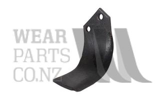 Rotary Hoe Speed Blade to suit Maschio Panterra LH