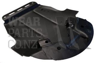 Mower Skid to suit Claas Max-Cut  RH
