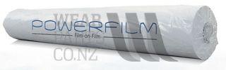 PowerFilm Baler Film - White1380mmW x 19 micron x 1800m Long
