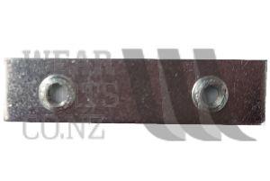 Threaded Plate 5x32mm