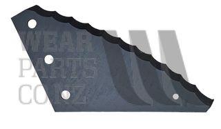 Mixer wagon knife to suit strautmann 60103501