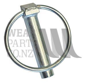 AG3 - Linch Pin, Diameter 11m, Length 39mm.