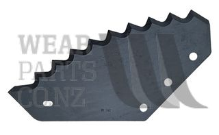 Mixer wagon knife to suit BVL 21591065