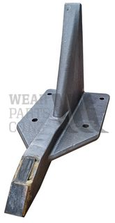 Subsoil Point with Tungsten plate to suit He-Va #645000044