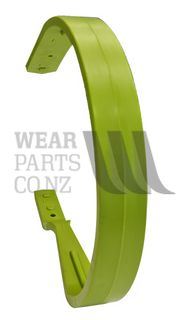 Poly Pickup Band for Claas Hay Balers and Choppers