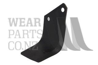 Rotary Hoe Blade to suit Maschio Standard B/C/SC LH