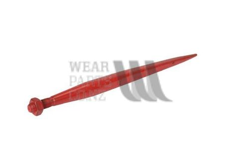 Straight Conus 1 600mm long Silage Tine