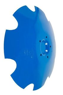 610mm Scalloped Disc Blade - Lemken Rubin