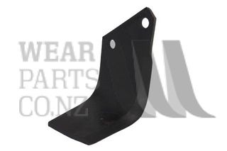 Rotary Hoe Blade to suit Howard E/AR Standard LH