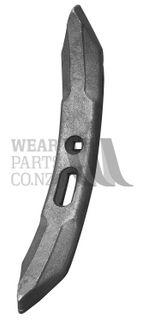 Reversible Point 370x55mm to suit Amazone Centaur