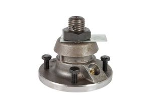 4 Bolt LH Bearing Hub to suit Overum Coulter with Shaft