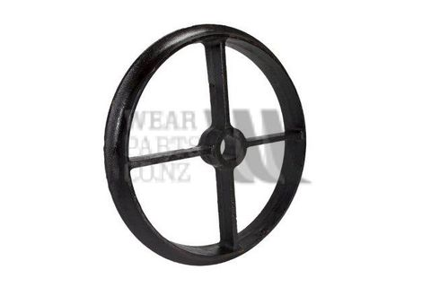24 x 2 1/2 Cambridge Roller Ring - 80mm wide